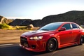 Picture Machine, 2008 Vivid Racing, Red, Mitsubishi, Mitsubishi Lancer, Tuning, Tuning, Red, Lancer, Speed, Evolution X