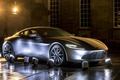 Picture Aston Martin, backlight, car, The concept car, Coupe, Concept car, DB10