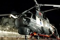 Picture the carrier, helicopter, Helix, ship, search and rescue, Ka-27PS, The Kamov design Bureau