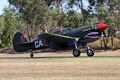 Picture Tomahawk, P-40, Warhawk, the plane, collection, guns, military, times, private, retro., weapons, Curtiss, the second ...