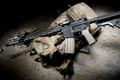 Picture weapons, BCM, rifle, Rifle, bag, Precision, MK2, Recce18, Bravo Company USA