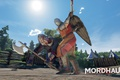 Picture warrior, the middle ages, Mordhau, medieval action, multiplayer medieval action, the warrior of the middle ...