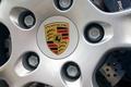 Picture The hood, Porsche, Logo