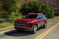 Picture limited, riding, Jeep Grand Cherokee, Jeep Grand Cherokee 2014, trees, track