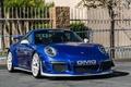 Picture 911, GMG, Blue, Porsche, 2015