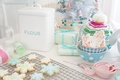 Picture table, tree, food, New Year, cookies, Christmas, gifts, christmas, Christmas, hat, food, cakes, holidays, box, ...
