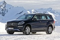 Picture winter, snow, mercedes-benz, 500, blueefficiency