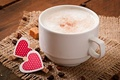 Picture cup, milk, Cup, heart, milk, coffee, love, coffee, cocoa, love, heart, cocoa