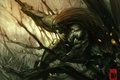 Picture antoniodeluca, art, rage, branch, Blanka, Street Fighter