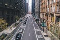 Picture Chicago, street, skyscrapers, street, Chicago, building, people