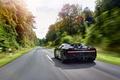 Picture logo, car, Chiron, Bugatti Chiron, Bugatti, speed, supercar, asphalt, vegetation