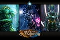 Picture Might & Magic: Duel of Champions, Kappa soya, Coral priestess, Kansai