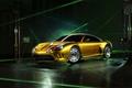 Picture yellow, graphics, Berlinetta, Willys, AW380, Viotti