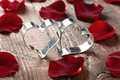 Picture holiday, heart, petals, hearts, Valentine's day, Valentine's day, molds, Wallpaper from lolita777