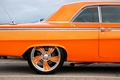 Picture orange, style, wheel, Chevrolet, side view