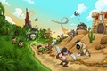 Picture Kingdom Rush, game, tower, Kingdom Rush Frontiers