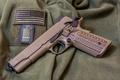 Picture Kimber Custom, 1911, weapons, gun