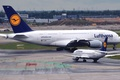 Picture Lufthansa, Airbus, A380, Boeing, Aviation, 737, Two, Runway, The plane