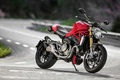 Picture Ducati, red, bike, classic, Monster, Legend, road, moto