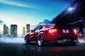 Picture photoshop, sports car, Toyota GT 86