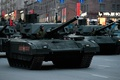 Picture rehearsal, tank, Moscow, armata, t-14, parade