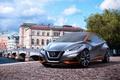 Picture 2015, Sway, hatchback, Nissan, Nissan, the concept, Concept, city