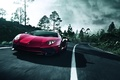 Picture Aventador, Lamborghini, LP-750, Red, SuperVeloce