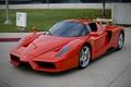 Picture supercar, red, Ferrari, Enzo