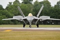 Picture fighter, the airfield, Raptor, multipurpose, F-22A