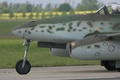 """Picture German, jet, fighter, pilot, bomber, """"Swallow"""", """"Swallow"""", Messerschmitt Me.262, chassis, spy plane, nose"""
