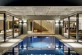 Picture furniture, chairs, interior, pool, lighting, tables, sofas