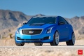 Picture Silver, 2015, Vossen, Cadillac, ATS, VFS-1, Wheels, copyright