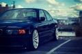 Picture e38, bimmer, Boomer, lights, 750il, bmw, BMW