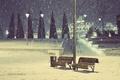 Picture Azerbaijan, snow, capital, Baku, Baku, city, winter, nice, Azerbaijan
