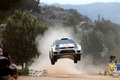 Picture volkswagen, cars, rally, jump, wrc, polo r