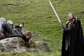 Picture stark, sean bean, penalty, Sean bean, Game of Thrones, game of thrones, sword, grass, ice