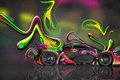 Picture Multicolors, Tony Kokhan, Abstract, Tony Kokhan, Airbrushing, Side View, Aerography, Colorful, el Tony Cars, Photoshop, ...