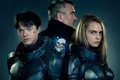 Picture movie, Valérian and Laureline, Valérian, temporary agents, science fiction comics, series, Laureline, Cara Delevingne, Valerian ...