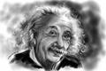 Picture physicist, theorist, scientist, Albert Einstein, face, Albert Einstein