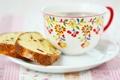 Picture lemon, tea, Cup, cupcake