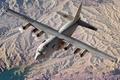 Picture Arizona, transport aircraft, EC-130E, lake Mead