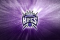 Picture Basketball, Background, Logo, Purple, NBA, Sacramento Kings, Kings, Sacramento