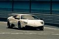 Picture Lamborghini, Lamborghini, track, murciélago, Murcielago, white, track, white, Lamborghini, LP670-4