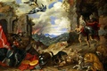 Picture Allegory Of War, Jan Brueghel the younger, picture