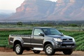 Picture Nature, Field, Mountains, Japan, Wallpaper, Japan, Toyota, Car, Pickup, Auto, Hilux, Wallpapers, Toyota, Hilux, Picup, ...