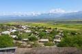 Picture village, Azerbaijan, Azerbaijan, Shaki, the Caucasus mountains, Caucasus