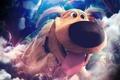 Picture smile, dog, Up, Pixar