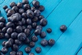 Picture Berries, Board, Food, A lot, Blueberries