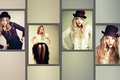 Picture Chloe Grace Moretz, girl, Chloe Grace Moretz, actress, Chloe Moretz, collage, Chloë Grace Moretz