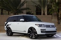 Picture Range Rover, HSE, British, tuning